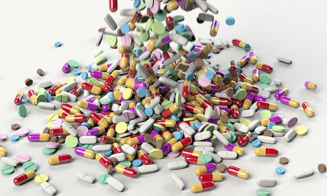 Automatic Pill Dispensers for Elderly