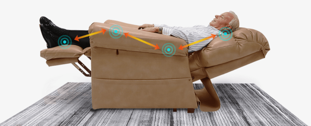Electric Recliner Chairs with Helpful Lift Capability