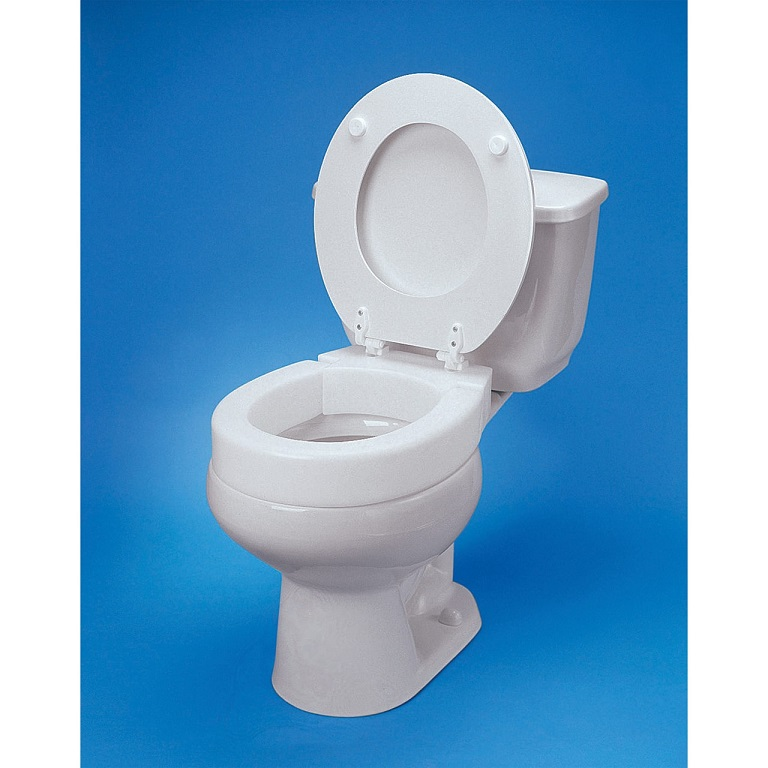 What Is An Elevated Toilet Seat?